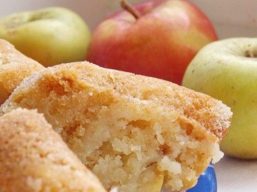Как приготовить манник с яблоками в духовке пошаговый рецепт