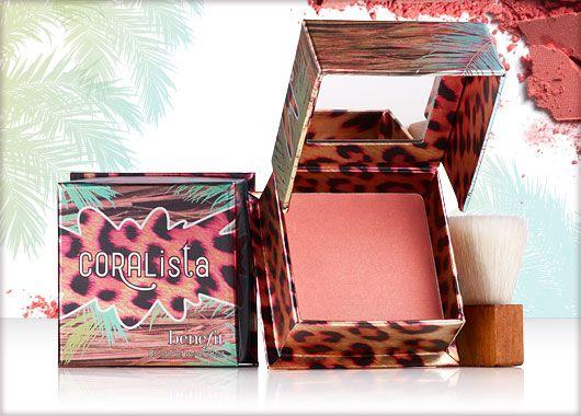 Benefit Cosmetics - box o' powders - CORALista #benefitgals #beauty