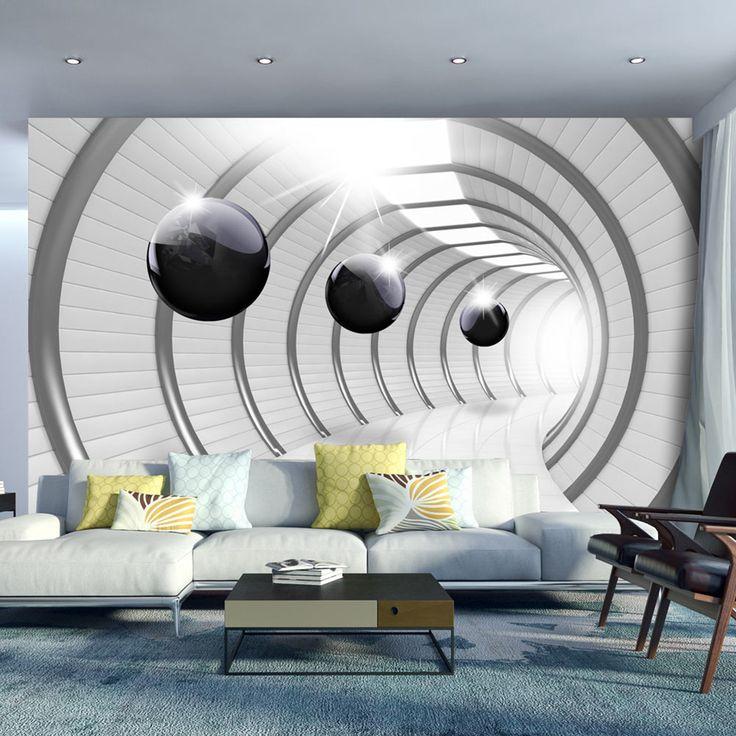 14 best Abstract Wallpapers images on Pinterest Wall murals - moderne wohnzimmer wandbilder