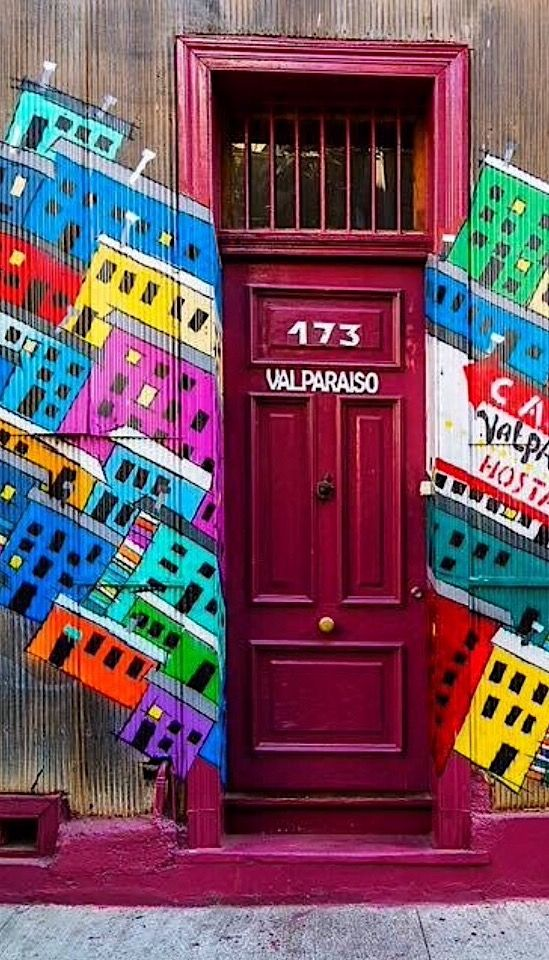 Valparaiso, Chile |To learn more about #Valparaiso | #CasablancaValley click here: http://www.greatwinecapitals.com/capitals/valparaiso-casablanca-valley