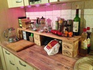 Arbeitsplatte küche selber bauen  Die besten 25+ Arbeitsplatte küche selbst gestalten Ideen auf ...