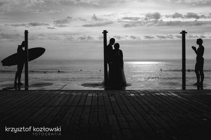 wedding sesion by krzysztof kozłowski fotografia