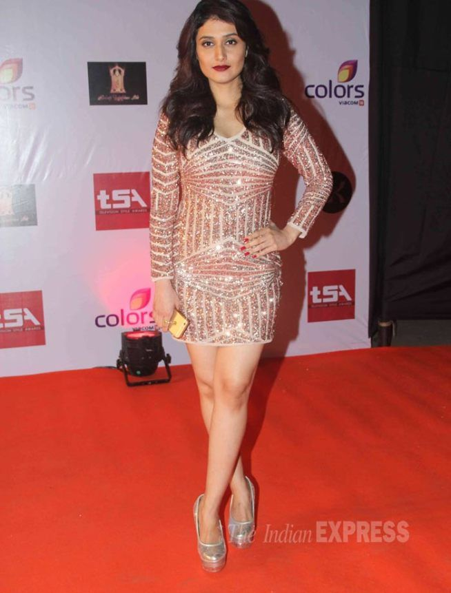 Ragini Khanna at the Television Style Awards.