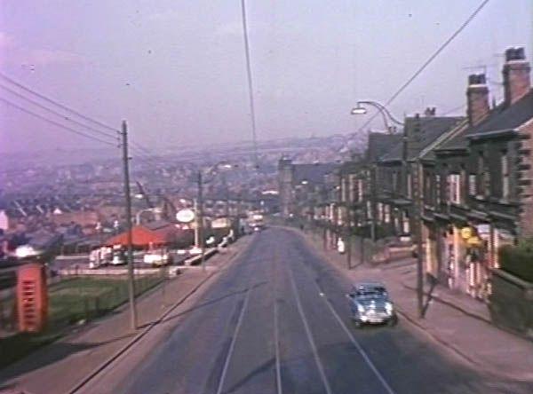 Chesterfield Road 1960 #sheffield