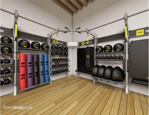 Die besten crossfit garage fitnessraum ideen auf