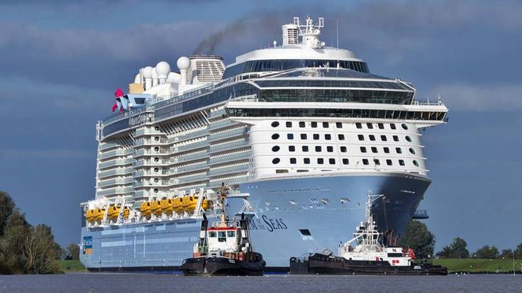 Quantum of the Seas: in viaggio verso New York prima nave smart al mondo – VIDEO