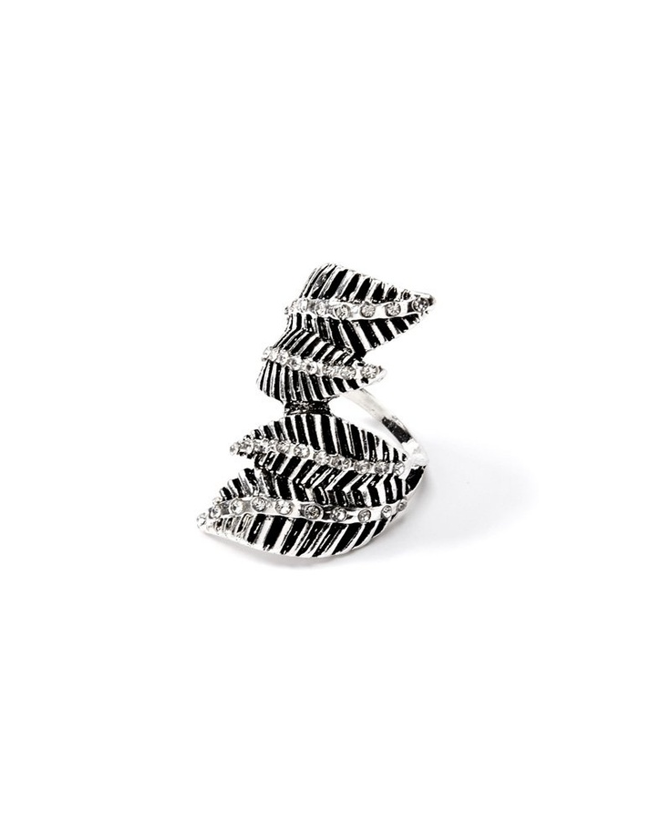 SMART SET - Collection - FEATHER RING