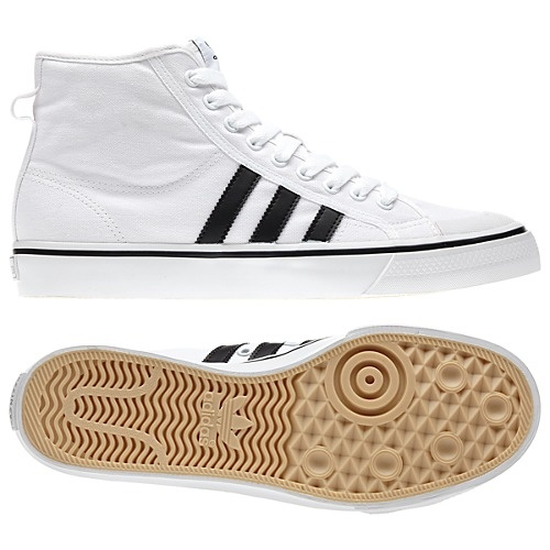adidas Nizza Hi Shoes
