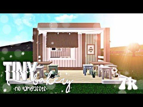 7k Tiny Bakery No Gamepasses Youtube Unique House Design House Decorating Ideas Apartments Home Building Design