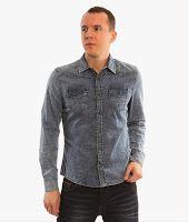 İyi Giyinmek: Collezione Uzun Kollu Mavi Gömlek Sonbahar