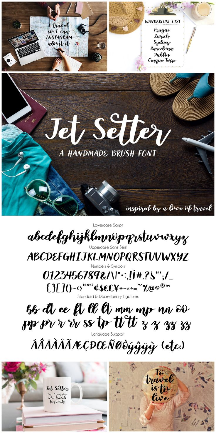 This hand-lettered font is ideal for branding, social media, packaging, prints, use with craft cutting machines such at the Silhouette CAMEO, and more! You can use just the Sans Serif caps for a completely alternate style, or mix and match lowercase script + all caps for creative designs as I've shown in the promo pics.