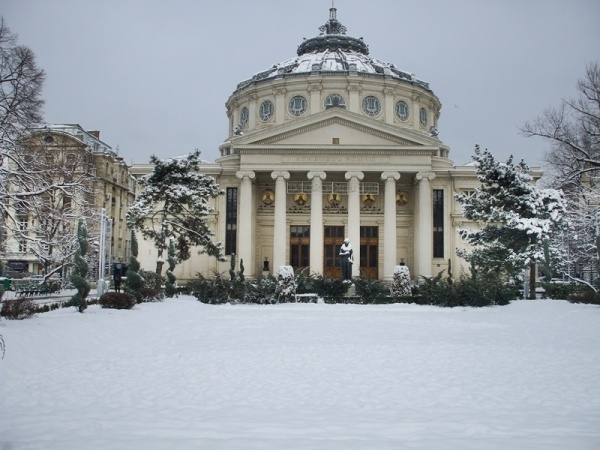 The Bucharest Athenaeum