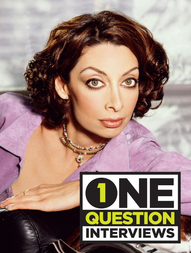 Who is Illeana Douglas' celebrity guardian angel?  http://1qi.co/illeana