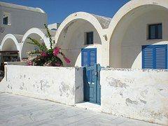 Santorini, Isla Griega, Grecia