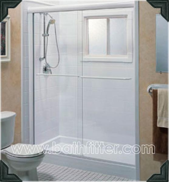 Bathroom Shower Decorating Ideas: 12 Best Bath Fitter Showers Images On Pinterest