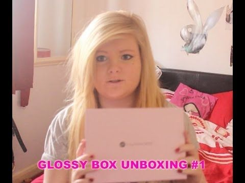 Glossy Box Unboxing #1  | | Chrisseytina
