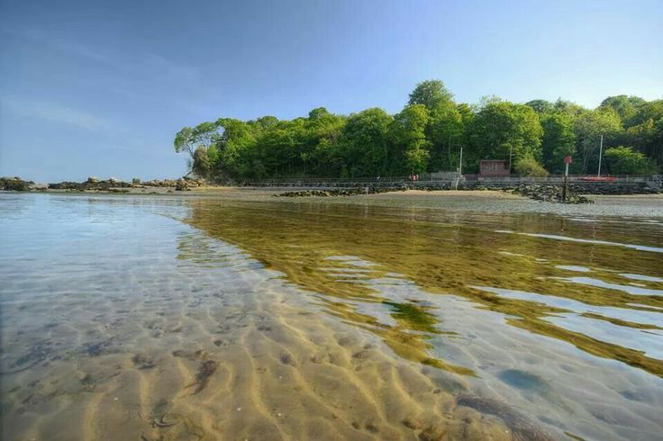 Seagrove Bay, nr Seaview, Isle of Wight, England