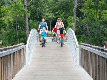 WaterColor Inn & Resort bike rentals