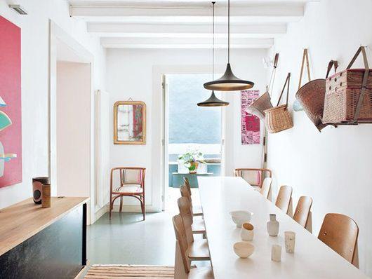 Eclectisch huis in Barcelona