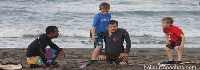 Bali Surf Lessons and Coaches | Bali Surf Coaches