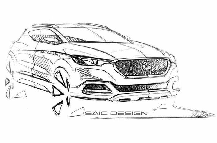 New-small-SUV-from-MG-previewed-through-sketch.jpg (900×596)
