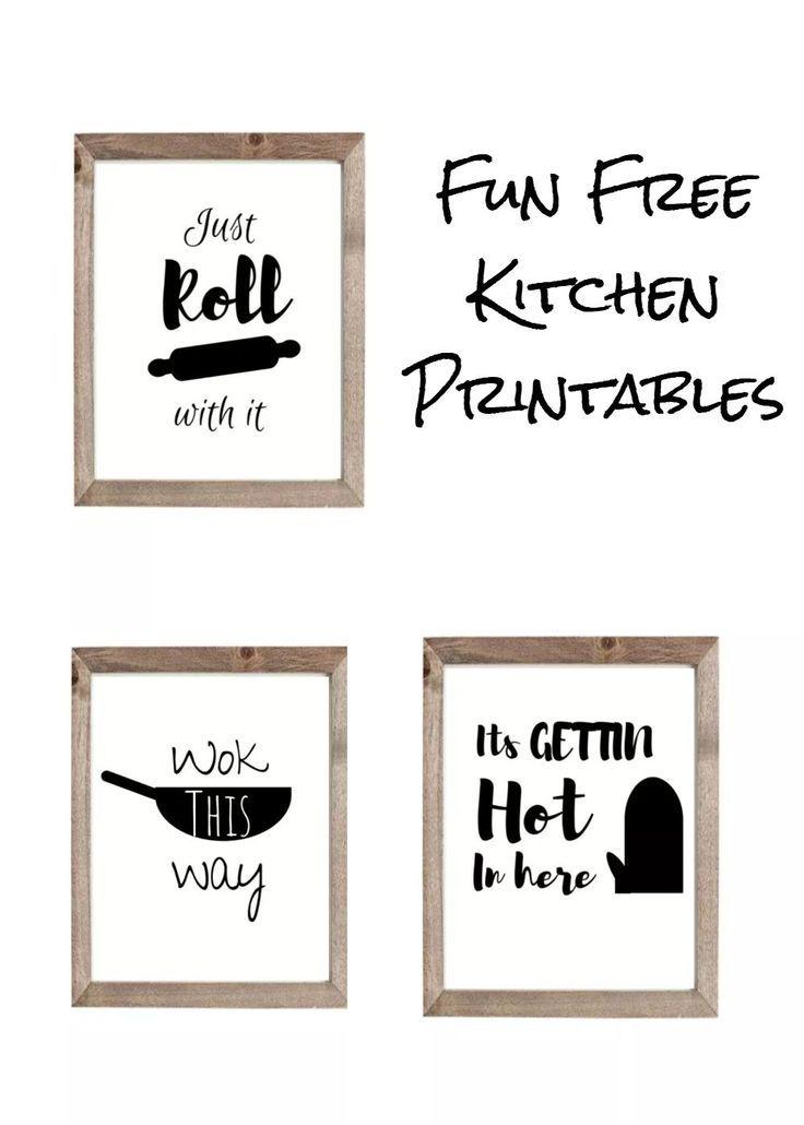 Easy Diy Kitchen Signs Kitchen Wall Decor Ideas Kitchen Wall