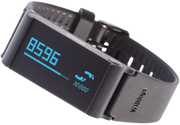 Withings Pulse Ox Activity, Sleep, Heart Rate and SPO2 Tracker for iOS and Android - Black: Amazon.co.uk: Sports & Outdoors