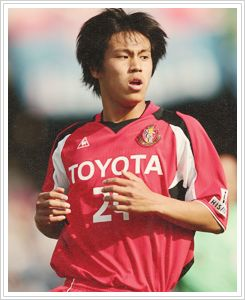 Keisuke Honda, Nagoya Grampus 2005–2007
