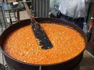Dave's Southern Grub: The World's Best Brunswick Stew