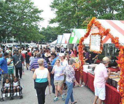 Tastes of Fall September 14th in Fayette's Heritage Park! http://on.fb.me/1tPOAj5