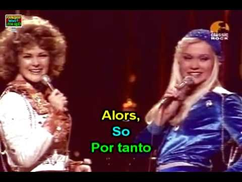 Learn French with - Abba Waterloo
