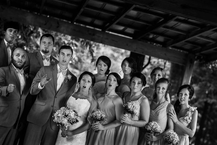What's Your Funniest Wedding Photo Fail?