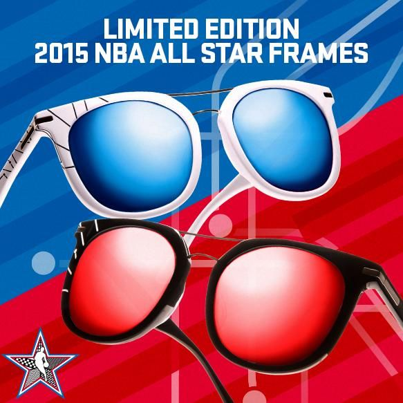 Russell Westbrook Designs NBA All-Star Eyeglasses: January 29, 2015, 6:00 am