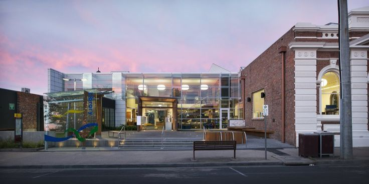 Bairnsdale Library by NOWarchitecture | Architecture And Design