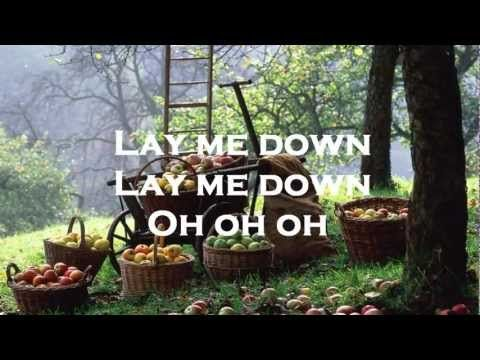 Lay Me Down - Chris Tomlin - Passion 2012 - White Flag - (WITH LYRICS) (HD) - YouTube