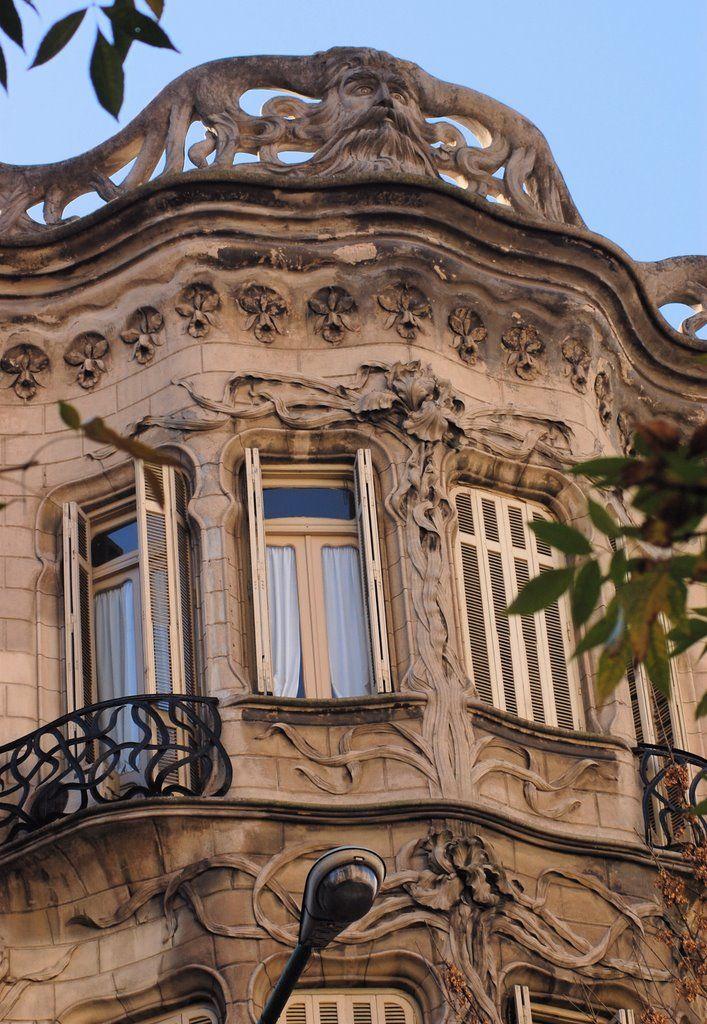Buenos Aires ~ Art Nouveau | Congreso, Buenos Aires, Argentina (9807696)