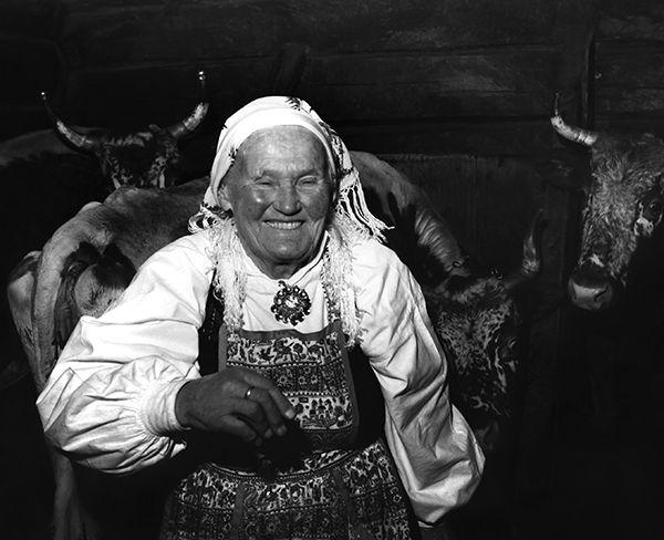Nr. 38. Turid Berg, ca 1955. Utlånt av Odd Skarsgard