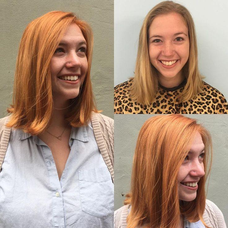 awesome Огненный медный цвет волос (50 фото) — Краска, оттенки, сочетания Читай больше http://avrorra.com/mednyj-cvet-volos/