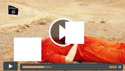 """Video Scam: Shocking Video - Actual Video Footage of Beheading James Foley: The Facebook post and website below: '[SHOCKING VIDEO]  Actual Video Footage of Beheading James Foley!' are a scam created to trick Facebook users into completing surveys, """"liking"""" or sharing the fake Facebook or YouTube website: www.youtube2014aprilvideos .com. This scam lures their victims to the fake website by promising to show them a video of American journalist, James Foley, being beheaded. ..."""