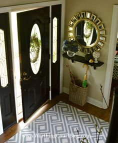 Best Small Foyers Ideas On Pinterest Small Entry Tables - Entryway decorating ideas for small spaces