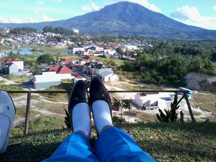 Mt.Singgalang, Bukittinggi, West Sumatera Indonesia