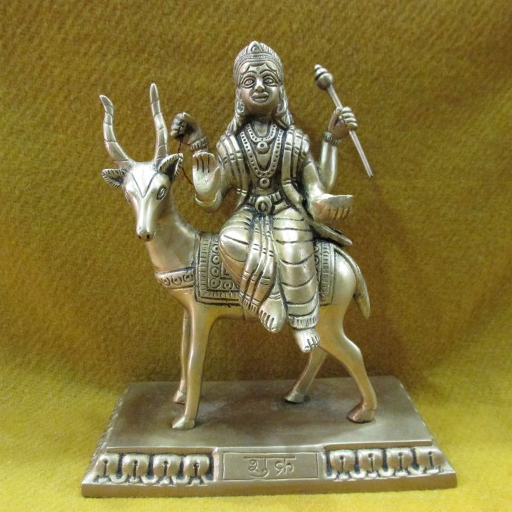 Lord Shukra is said to have been the caretaker of some of the most sought after knowledge in the Lokas. He has been a teacher to both the Devas and Asuras. Get his idol on Omkarmic.
