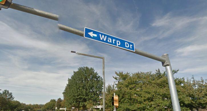 Warp Drive – Sterling, Virginia | Atlas Obscura