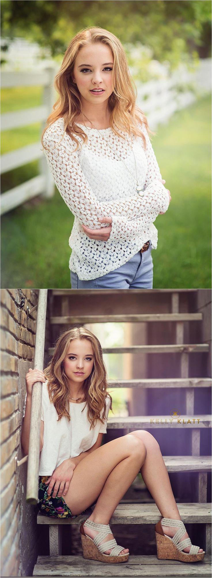 Photography by Kelly Klatt | Senior Pictures in Minnesota | Copyright @2015 | www.kellyklatt.com | what to wear for senior pictures