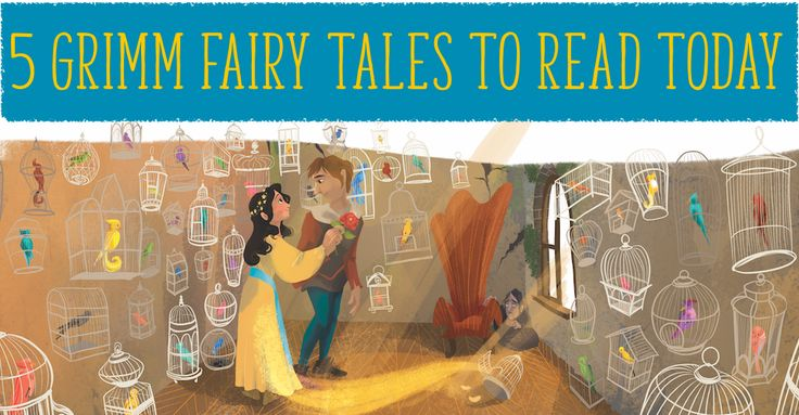 Bored with the same old fairy tales? Here are 5 Brothers Grimm delights you shouldn't miss from Storytime magazine: http://www.storytimemagazine.com/news/inside-stories/5-grimm-fairy-tales-to-read-today/