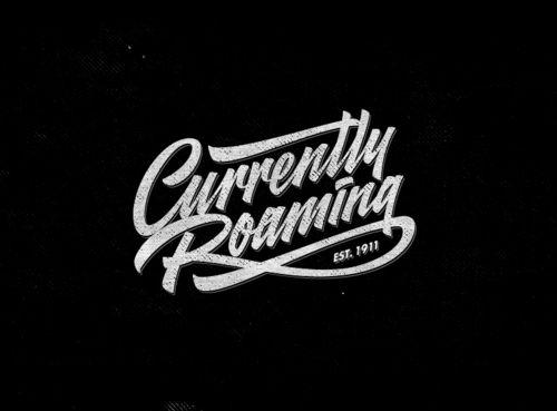 Currently Roaming: Letters Logos, Sergey Shapiro, Sergeyshapiro, Current Roam, Hands Letters, Logos Inspiration, Logos Design, Design Blog, Roam Logos