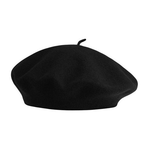 French Beret hats.com ❤ liked on Polyvore featuring accessories, hats, vintage hats, wool beret, boho hat, wool hat and woolen hat