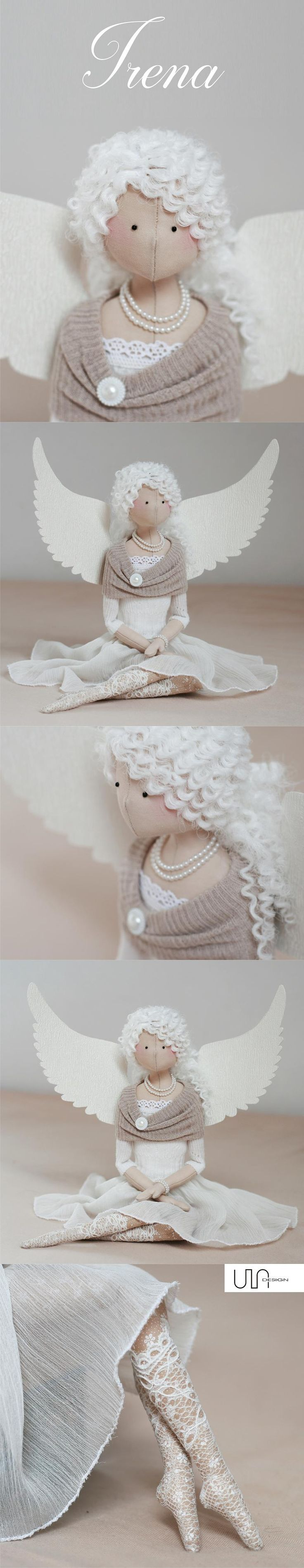 handmade angels dolls tilda sewing doll angel