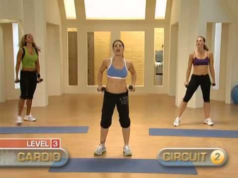 Jillian Michaels: 30 Days Shred - Level 3