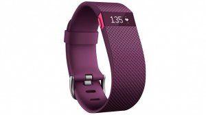 Fitbit Charge HR aktiivisuus + uniranneke (Small), violetti